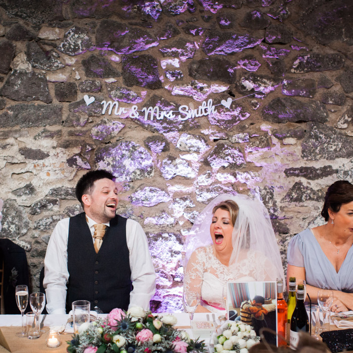 Kirstin & Richard |The Byre at Inchyra | Preview