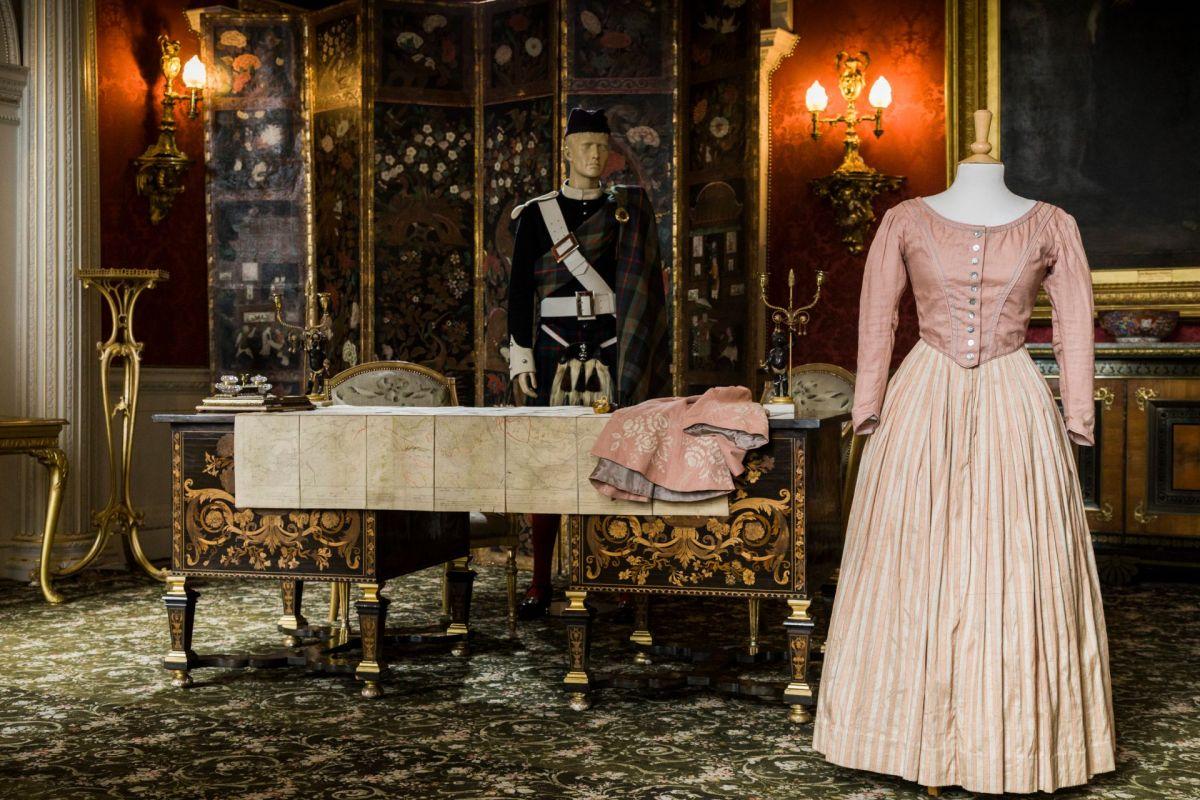 Blair Castle Queen Victoria Exhibition
