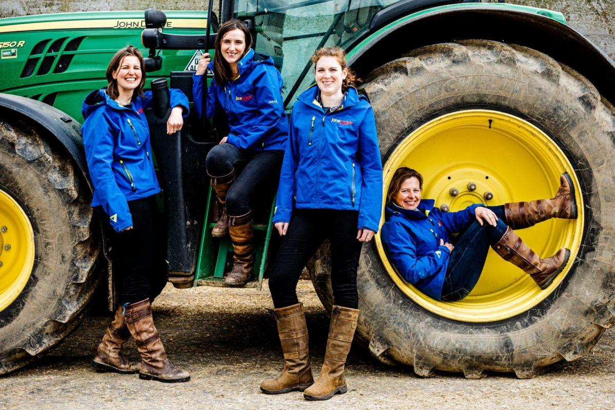 Female agri marketers