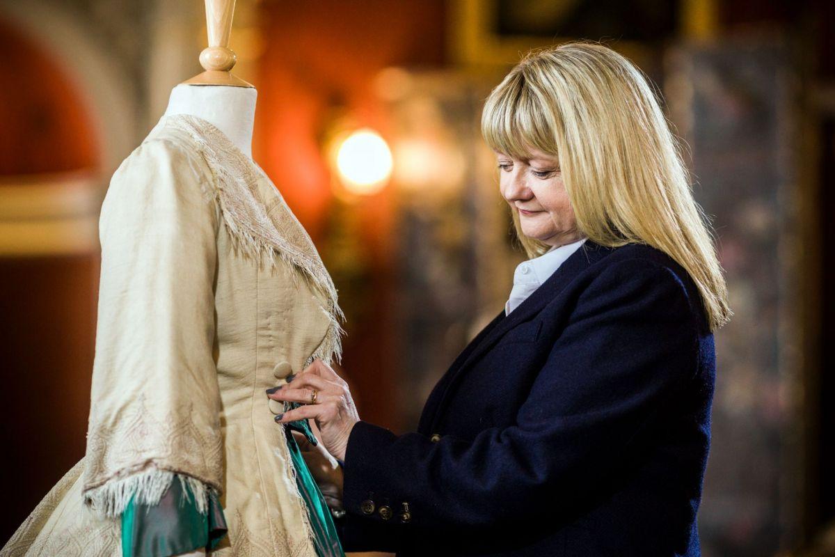 Blair Castle Queen Victoria Exhibition curator