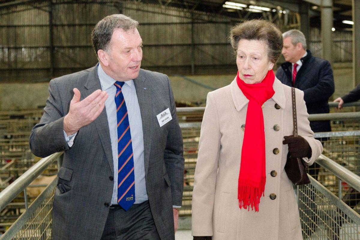 Royal visit photography