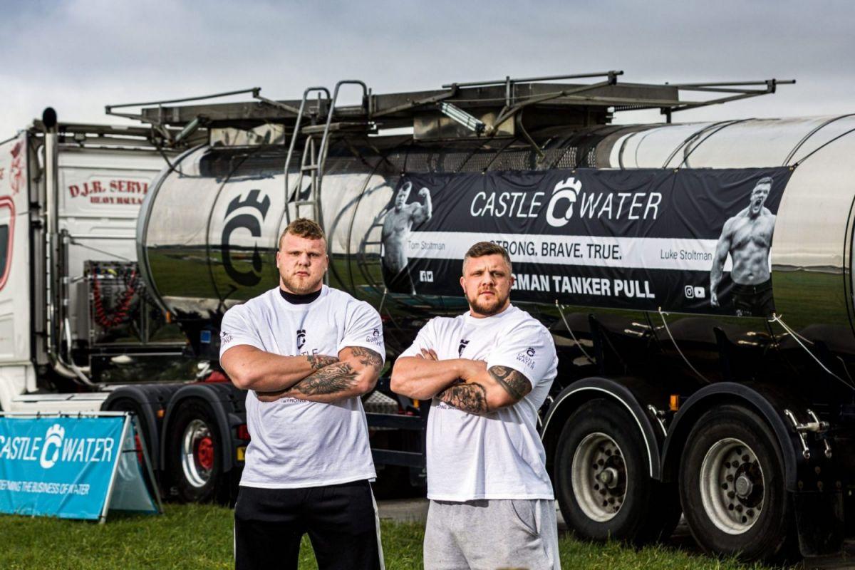 Heavyweight Stolman Brothers