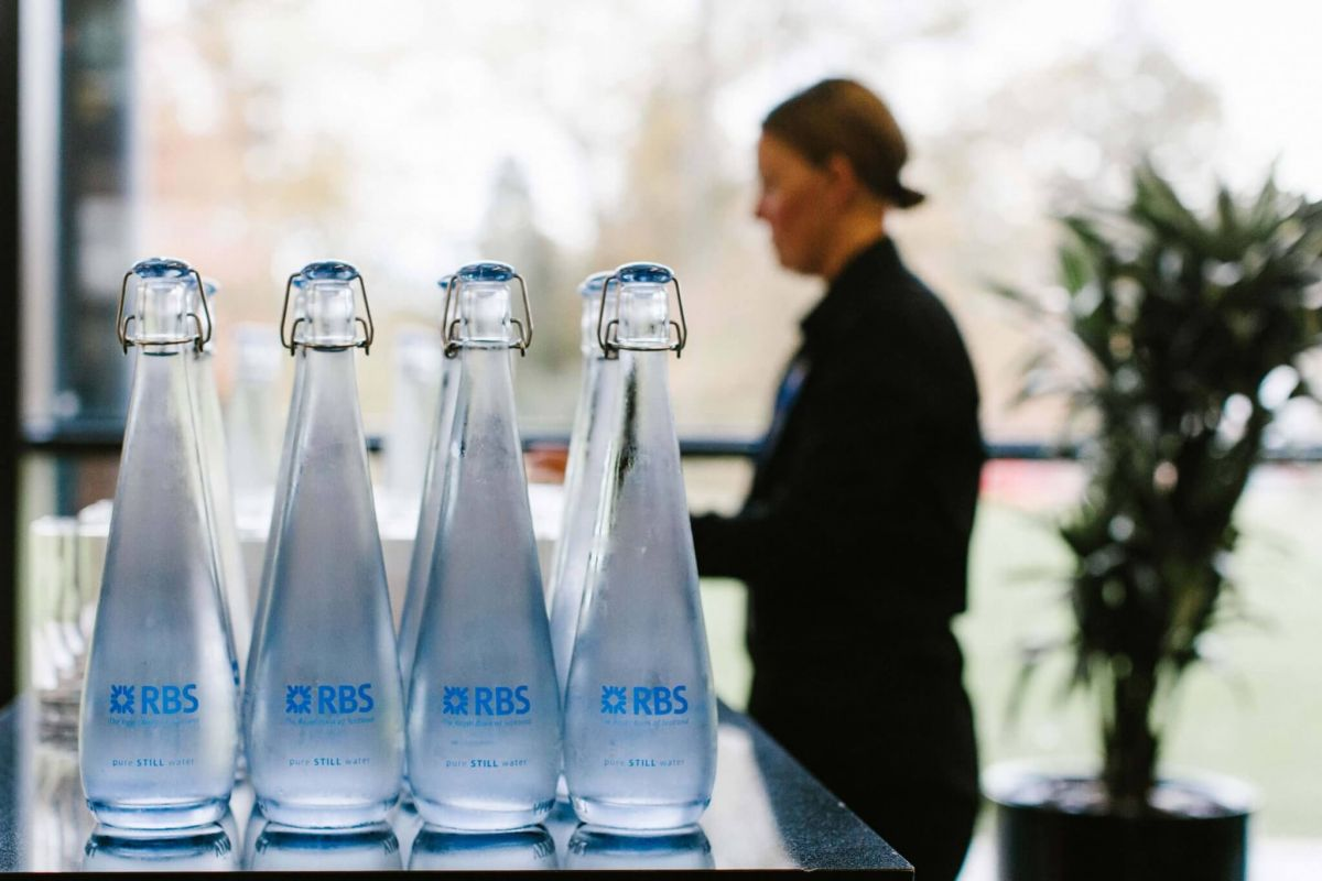 RBS mineral water