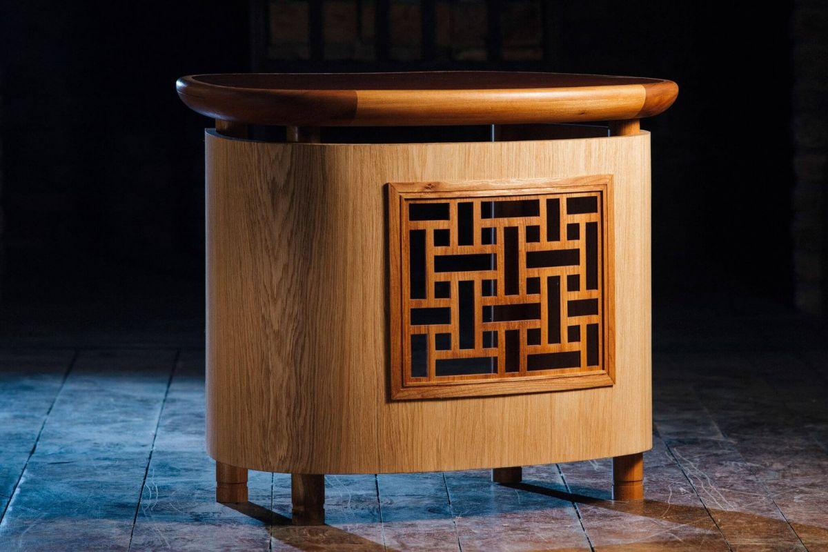 Ochre & Wood furniture