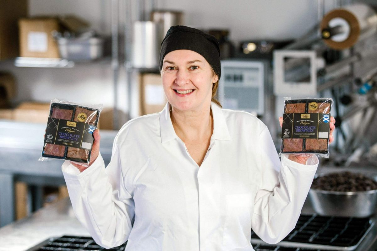Aldi specially selected brownies